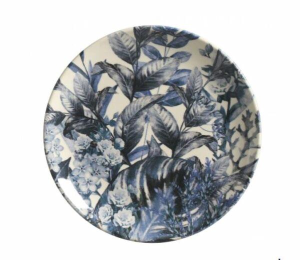 Prato Sobremesa Blue Garden