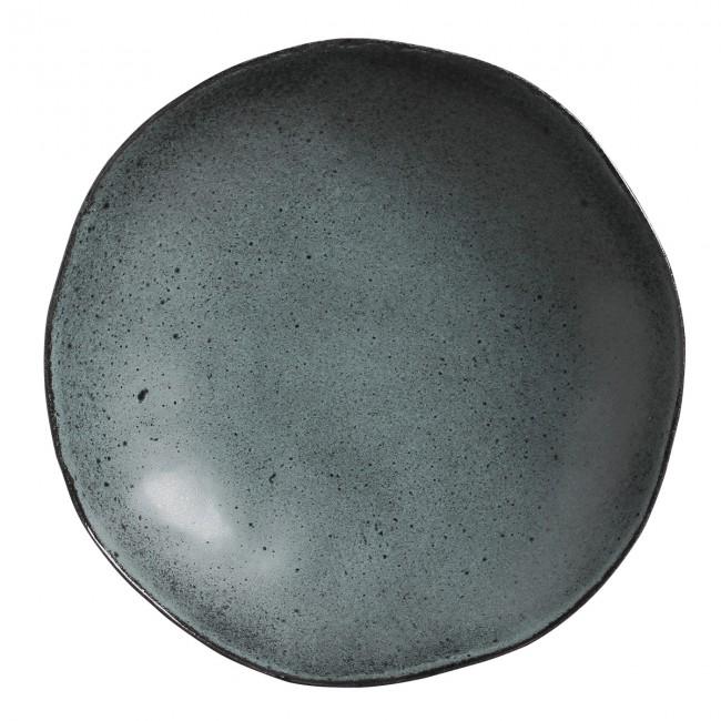 Prato Fundo Orgânico Petroleum 21,2cm