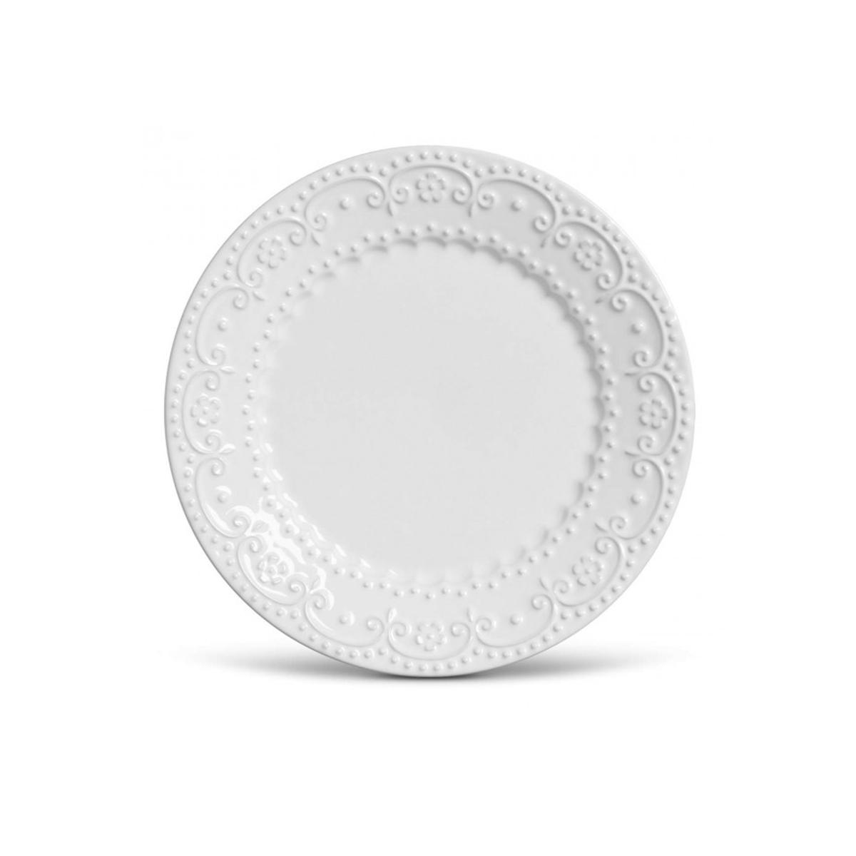 Prato Raso Esparta Branco