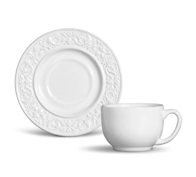 Xicara de Chá - Baroque